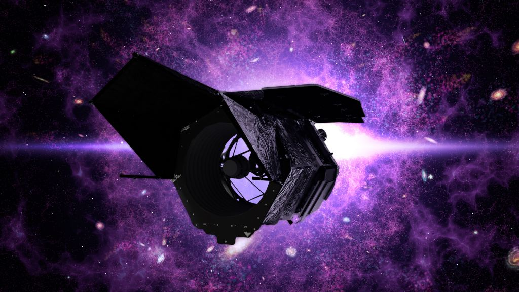 Nancy Grace Roman Space Telescope Could Get A Starshade Of Its Own