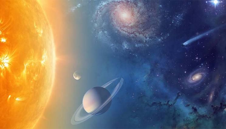What Did The Solar System Look Like Before All The Planets Migrated? - Universe Today
