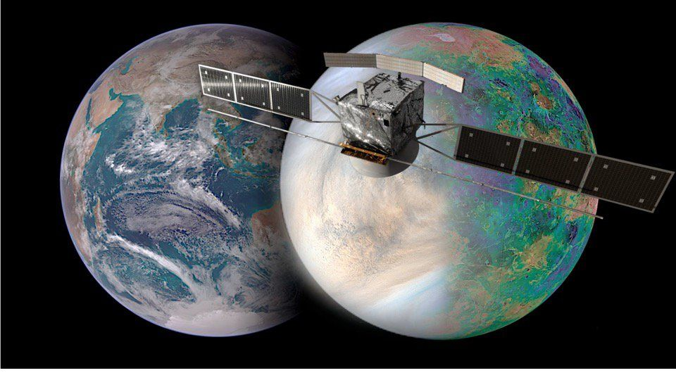 ESA is Joining NASA With Their own Mission to Venus - Universe Today