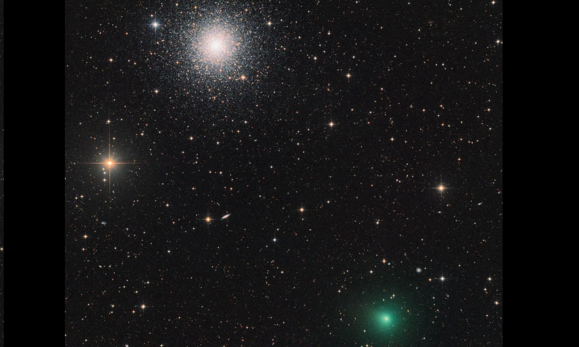 Comet T2 Palomar
