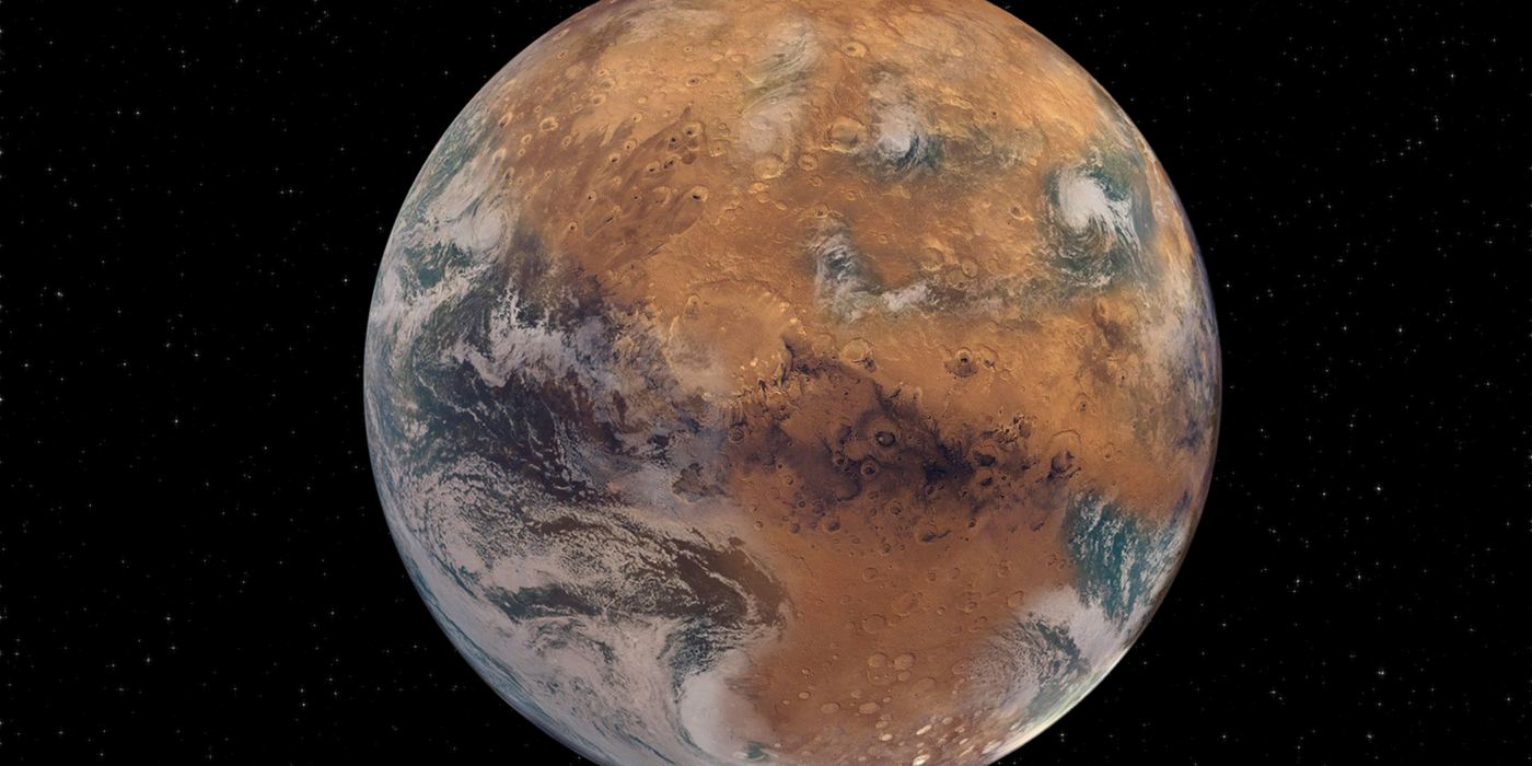 Mars Was Too Small to Ever be Habitable