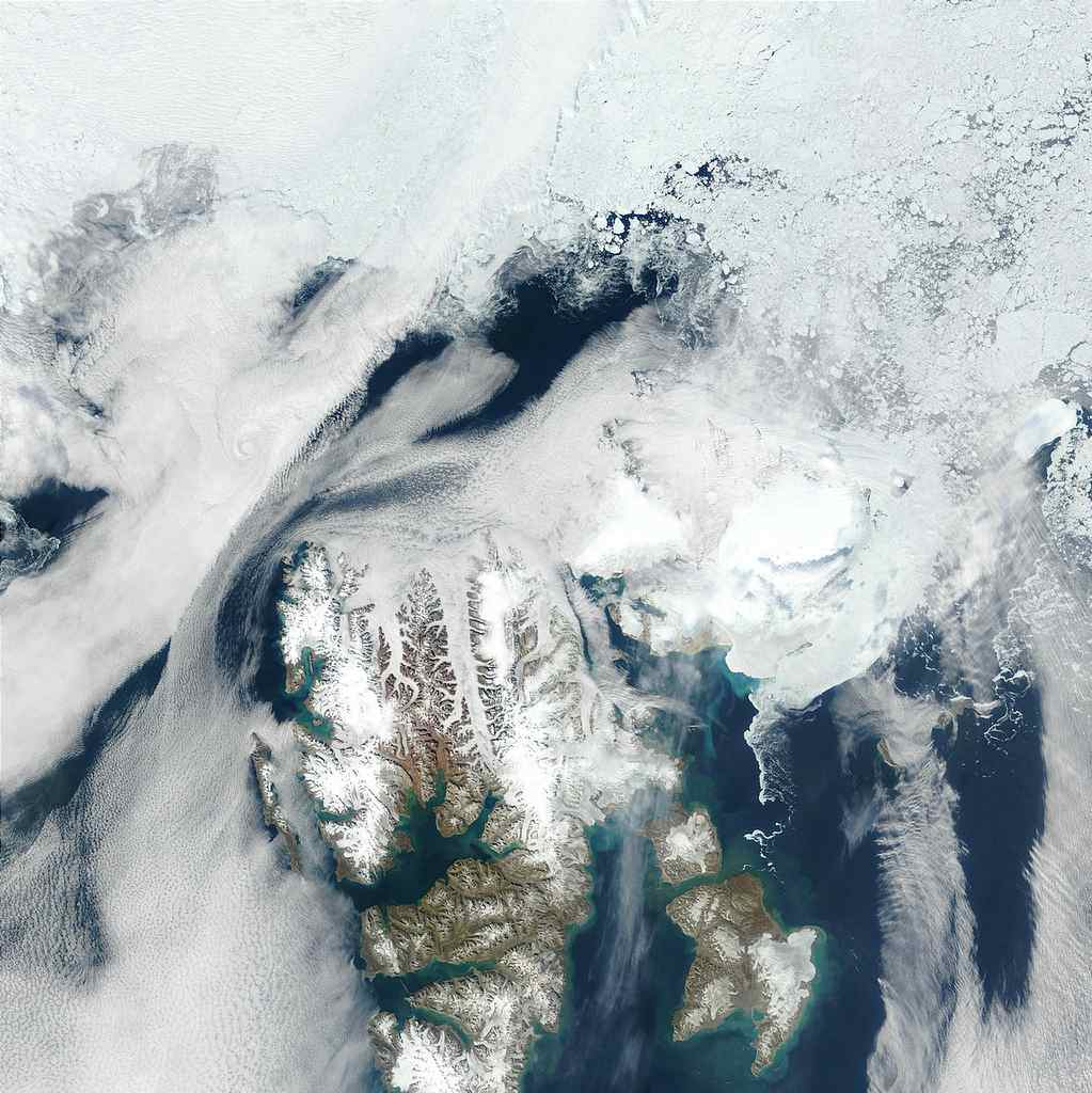 The current warming trends in the Arctic may shove the Arctic system into a  seasonally ice-free state not seen for more than one million years,  according to ...