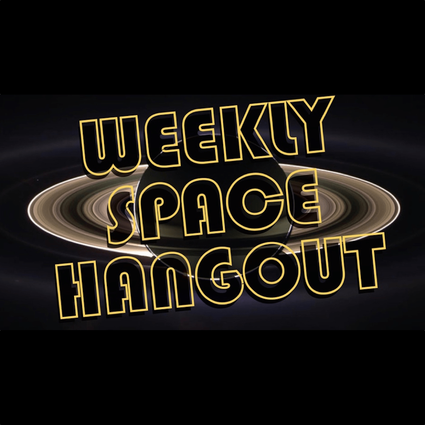 Weekly Space Hangout Audio